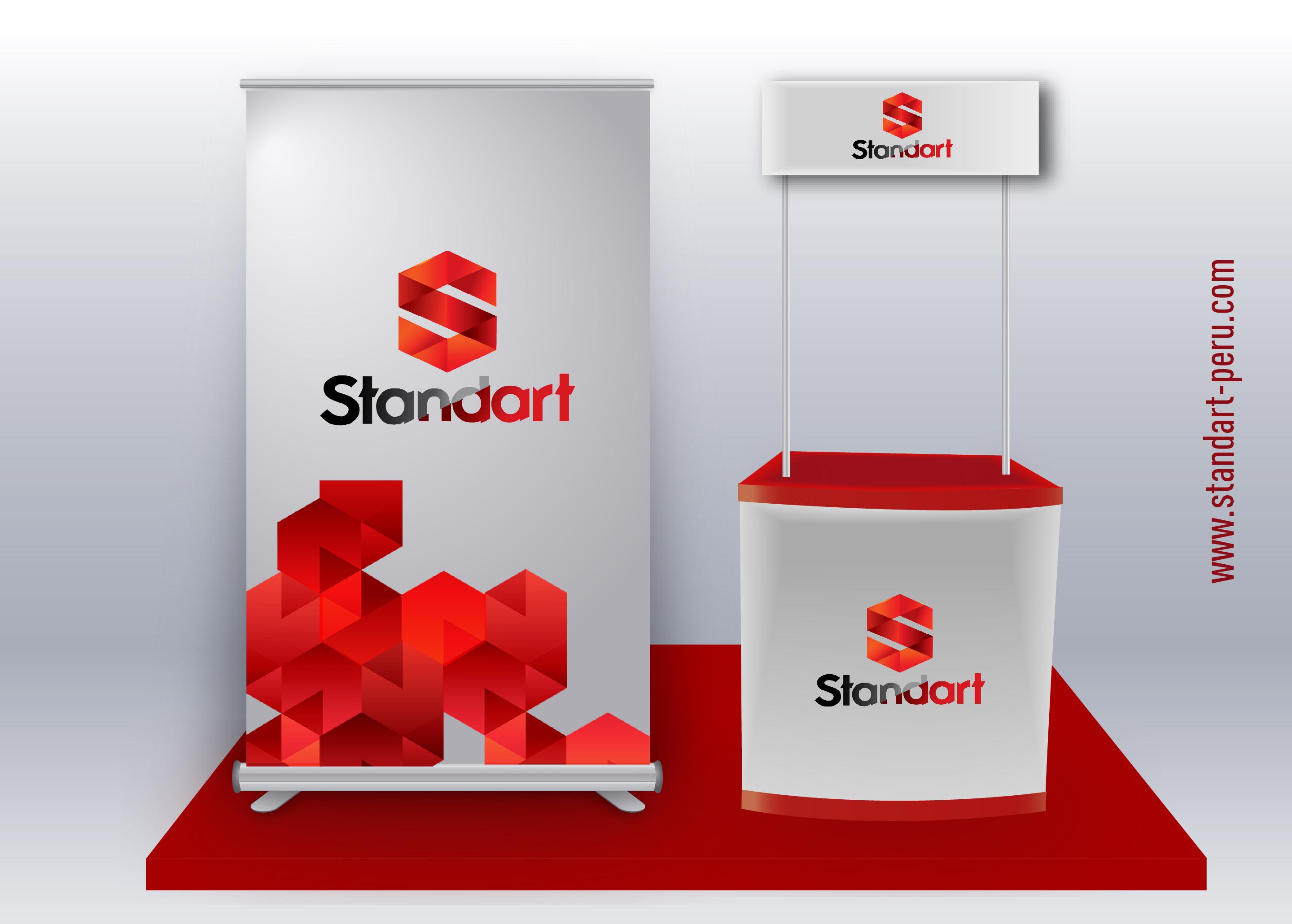 stand portatil para eventos
