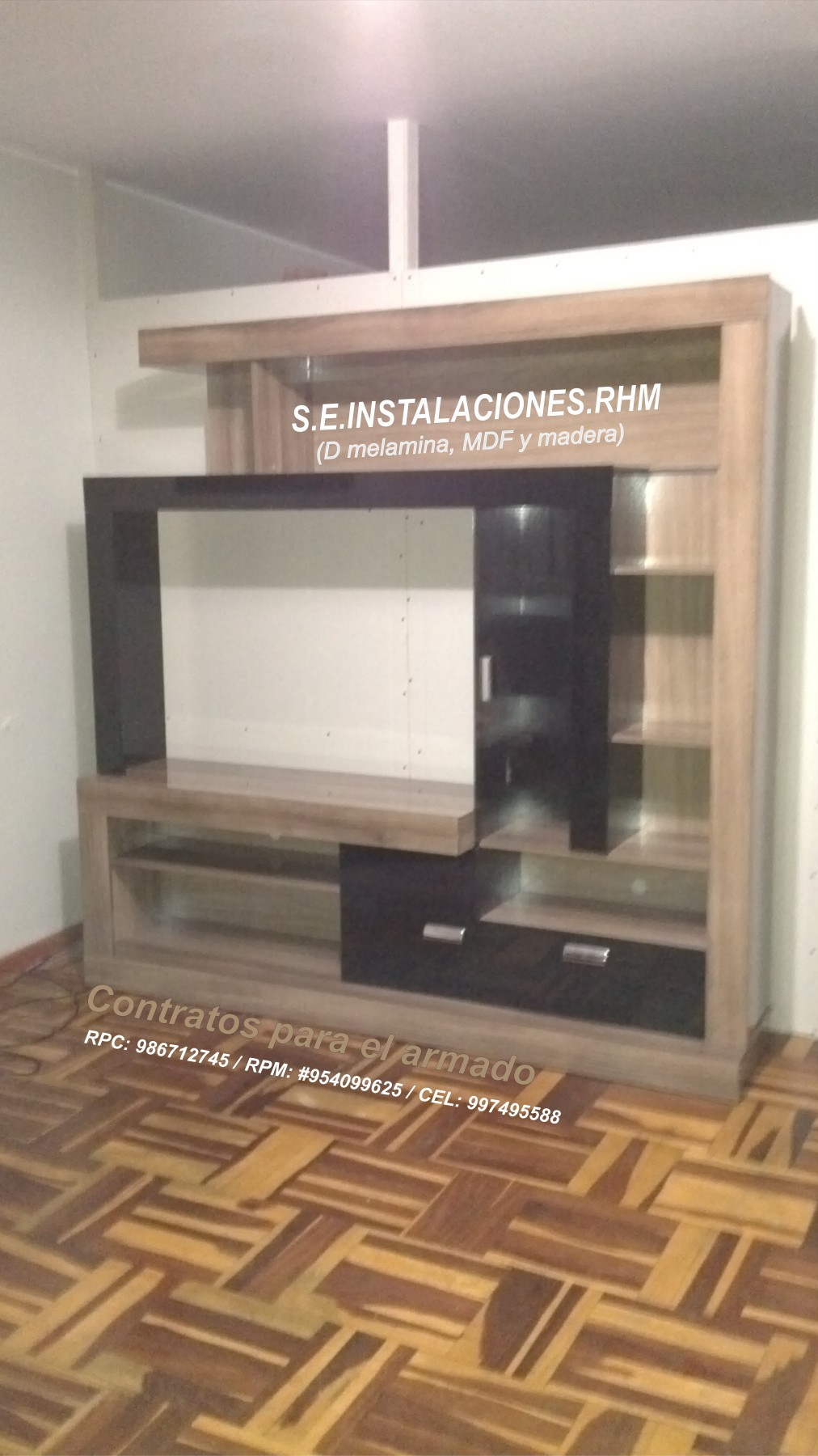 Armado de armarios de ripley for Todo para muebles
