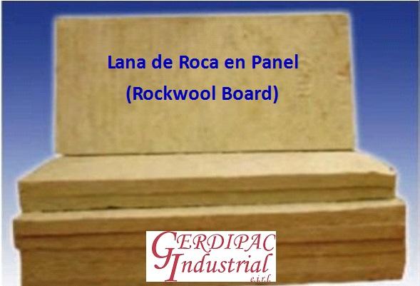 Panel de lana de roca for Panel lana de roca