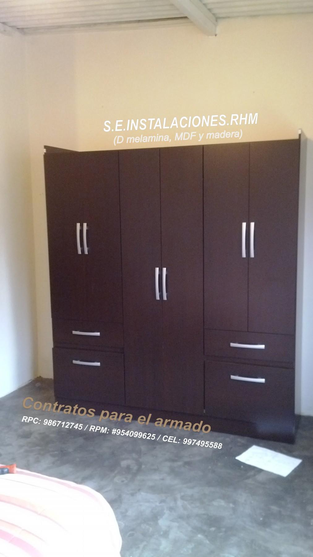 Armado De Muebles De Maestro Negocio Pe # Muebles Maestro