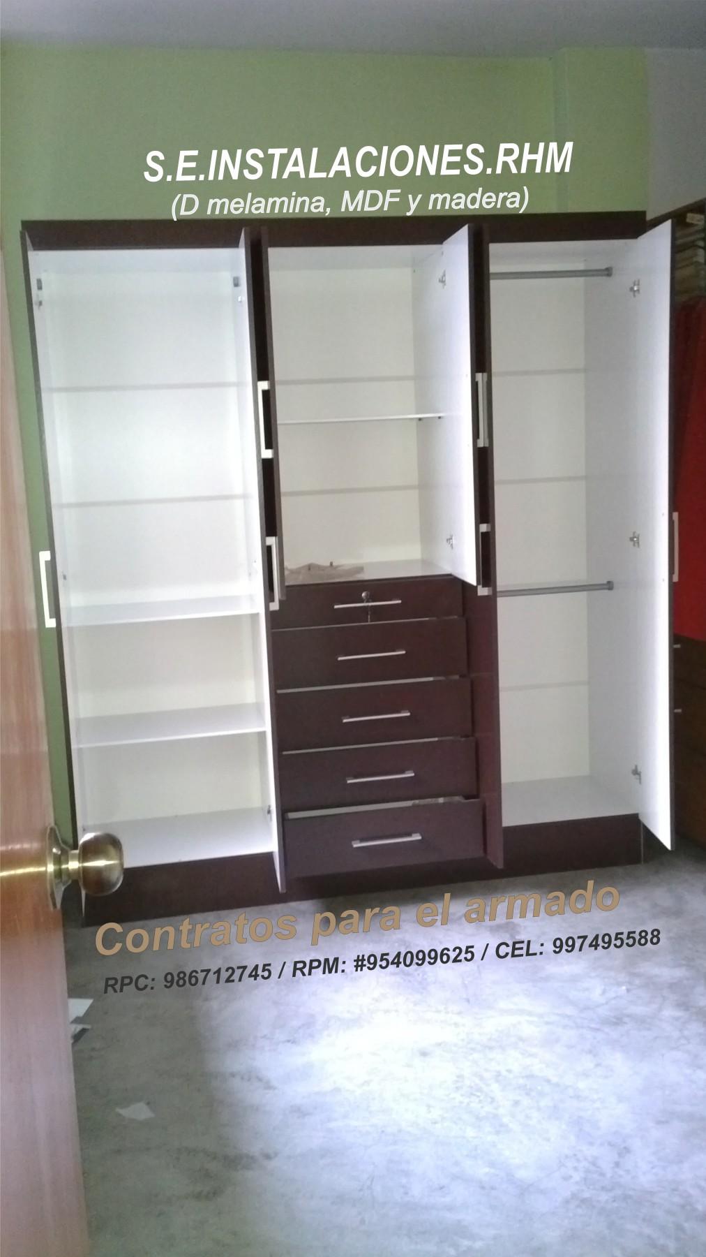 Armado de muebles de sodimac for Armado de muebles de cocina